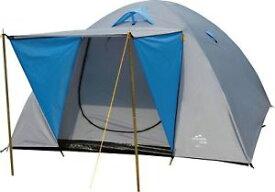 【送料無料】キャンプ用品 igloo 3ドームテントキャンプダブルドームテントテント210×210cmigloo 3 persons dome tent double roof dome tent tent camping , 210 x 210 cm