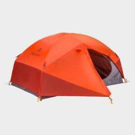 【送料無料】キャンプ用品 マーモット2テントオレンジmarmot limelight 2 man tent orange