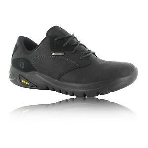 【送料無料】キャンプ用品 テックメンズハイキングウォーキングシューズサイズhitec mens lightweight vibram leather waterproof hiking walking shoes uk sizes
