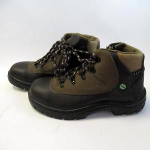 【送料無料】キャンプ用品 メンズハイキングブーツスチールトゥーキャップサイズブーツtreksta e3 mens hiking boots size 260mm uk7 safety boots with steel toe cap