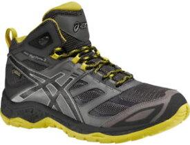 【送料無料】キャンプ用品 アシックスゲルメンズウォーキングブーツグレーasics gel fujiterra 2 mt gtx mens walking boots grey