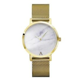 【送料無料】watch design marble gold metal bracelet minimalist not mvmt instrmnt komono
