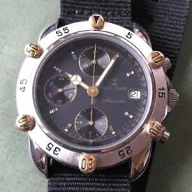 【送料無料】wille freres, valjoux7750 automatic chronograph