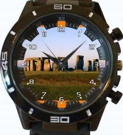 【送料無料】stone henge london gt series sports wrist watch