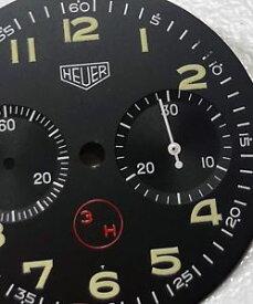 【送料無料】vintage military chronograph hand heuer, tutima, leonidas, bund, sinn, valjoux