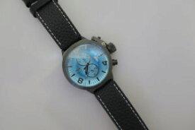 【送料無料】invicta mens corduba quartz stainless steel and leather casual watch 23683