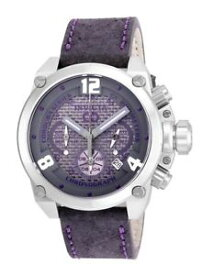 【送料無料】 mens invicta 22163 corduba chronograph leather strap watch
