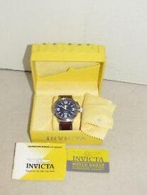【送料無料】invicta mens 3446 blue corduba collection automatic watch with box