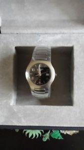 【送料無料】gents longines oposition quartz watch opposition l36174 box with papers