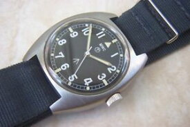 【送料無料】an mwc wristwatch 1991 raf issue gulf war