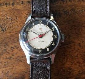 【送料無料】ingersoll triumph london watch 1954 original leather strap
