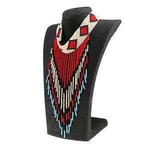 【送料無料】ネックレス ファッションビーズタッセルチェーンチョークステートメントネックレスfashion beads tassel chain choker chunky bib statement collier cadeau bijoux