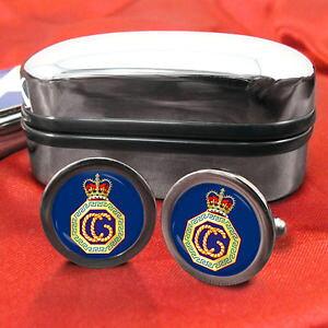 【送料無料】メンズアクセサリ? カフリンクスボックスhm coatguard cufflinks amp; box