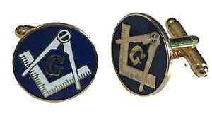 【送料無料】メンズアクセサリ? ラウンドスクエアコンパスエナメルカフリンクスボックスmasonic round square amp; compass enamel crested cufflinks n227 gift boxed
