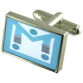 【送料無料】メンズアクセサリ— クラフトマスターレガリアエプロンカフスボタンクリスタルタイクリップバーmasonic craft master regalia apron cufflinks crystal tie clip bar engraved