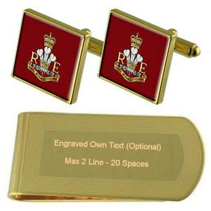【送料無料】メンズアクセサリ? ロイヤルエンジニアマネークリップボックスarmy royal monmouthshire royal engineers militia engraved money clip box set
