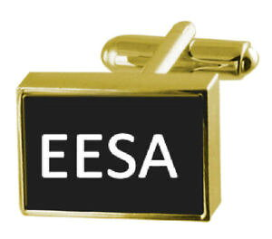 【送料無料】メンズアクセサリ? カフスリンククリップ eesaengraved money clip with cufflinks name eesa