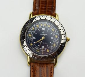 【送料無料】腕時計 ウォッチ クロックホロスコープホロスコープjunghans astrologa reloj astrochron horscopo wristwatch horoscope astrology