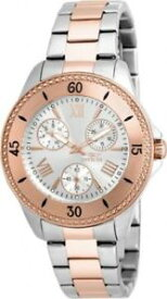 【送料無料】腕時計 ウォッチ シルバーエリアトーンステンレススチールクォーツ21686 invicta 38mm mujer color plata esfera acero dos tonos reloj de cuarzo
