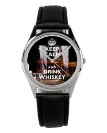 【送料無料】腕時計 ウォッチ ウィスキーウィスキーファンアラームregalo de whisky amante fans whisky kenner reloj 10114b