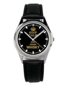 【送料無料】腕時計 ウォッチ ウイスキーファンアクセサリマーケティングアラームwhiskey regalo fan artculo accesorios mercadotecnia reloj b1499