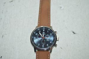 【送料無料】腕時計 ウォッチ ヌフブレスレットクロノメーターウォッチmontre laguiole neuf boite acier relojwatch bracelet cuir chronometre