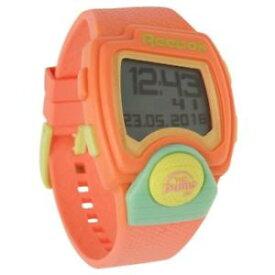 【送料無料】腕時計 ウォッチ リーボックスポーツポンプデジタルクロックアップオレンジピンクブランドボックスオンreebok bomba up digital deporte reloj naranja rosa rrp 85 a estrenar en caja