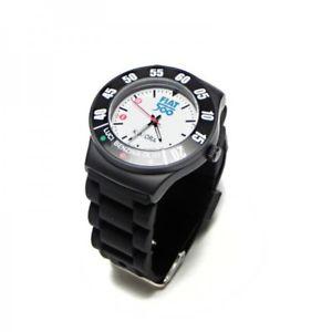 【送料無料】腕時計 ウォッチ フィアットネロドナfiat 500 orologio polso fiww11 nero tondo tachimetro ufficiale uomo donna tondo