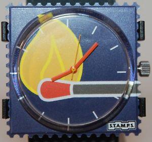 【送料無料】腕時計 ウォッチ キャンドルライトディナーオリジナルスタンプstamps candlelight cena 1111012 nuevo original stamps 5atm impermeable
