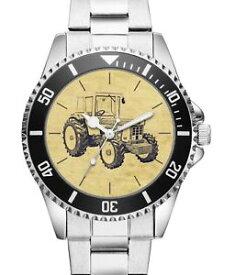 【送料無料】腕時計 ウォッチ ドライバートターアラームkiesenberg reloj 20143 con tractor motivo para ihc 946 conductor