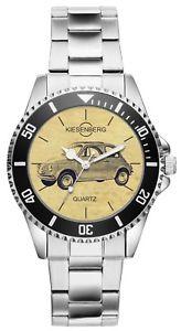 【送料無料】腕時計 ウォッチ フィアットファンクロックドライバregalo para fiat 500 conductores fans kiesenberg reloj 20366