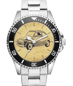 【送料無料】腕時計 ウォッチ フィアットドライバーアラームkiesenberg reloj 20122 con motivo de coche para fiat 500 conductores