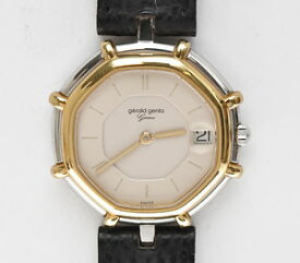 【送料無料】腕時計 ウォッチ ジェラルドジェンタスチールgerald genta success ladys steel amp; gold watch pristine unworn