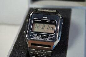 【送料無料】腕時計 ウォッチ トレビビンテージクロノグラフtrevi cronografo lcd vintage wacth