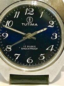 【送料無料】腕時計 ウォッチ tutima reloj pulsera funcionantodo en muy buen estado
