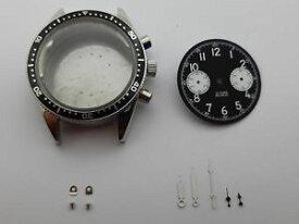 【送料無料】腕時計 ウォッチ シーガルパンダルミノバseagull ty2901 st1901 boitier acier type pilote cadran panda aiguilles luminova