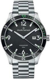 【送料無料】腕時計 ウォッチ クロードベルナールスポーツアラームclaude bernard sporting soul aquarider date reloj hombre 53008 3nvm nv