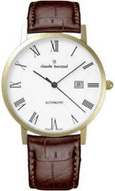 【送料無料】腕時計 ウォッチ クロードベルナールアラームマニュアルclaude bernard sophisticated classics date automatic reloj hombre 80095 37j br