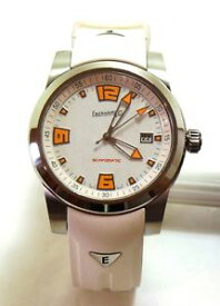 【送料無料】腕時計 ウォッチ スイスクロックeberhard amp; co scafomatic para hombres reloj automtico hecho en suiza 42mm 410263 como nuevo