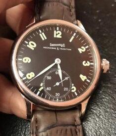 【送料無料】腕時計 ウォッチ マニュアルeberhard amp; co traversetolo steel acciaio manuale manual xl 42m 21016vz 21016