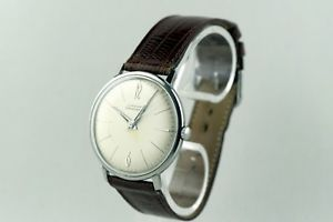 【送料無料】腕時計 ウォッチ ステンレススチールドイツcronmetrosjunghansacero inoxidablecal j85alemaniapara 1958