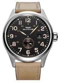 【送料無料】腕時計 ウォッチ グリシンglycine kmu 48mm gl0132