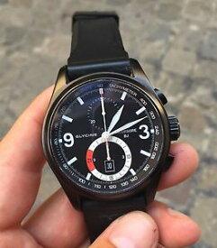 【送料無料】腕時計 ウォッチ グリシンブラックジャックフルセット