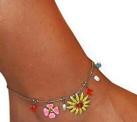 【送料無料】ブレスレット アクセサリ— pilgrimスワロフスキーシルバーlegankleブレスレット pilgrim jewelry swarovski crystals silver pearls beads leg ankle bracelet