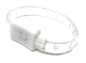 【送料無料】ブレスレット アクセサリ— 1 ブレスレットディスコパーティーパーティーバッグled1 white led light up glow colour flashing light bracelet disco party party bag