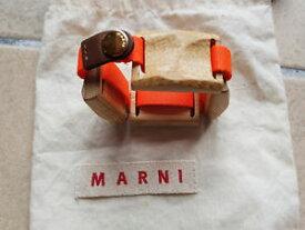 【送料無料】ブレスレット アクセサリ— ブレスレットカラフルstunning marni bracelet colorful
