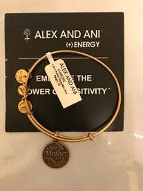 【送料無料】ブレスレット アクセサリ— ブレスレットnwtアレックスアニゴールドnwt alex and ani gold tone braceletlike a mother to me