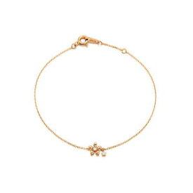 【送料無料】ブレスレット アクセサリ— ジュエリーローズゴールドブレスレットstone henge womens jewelry rose gold 14k bracelet so0104 anniversary gift