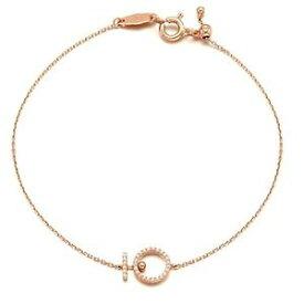 【送料無料】ブレスレット アクセサリ— ローズゴールドブレスレットシルエットstone henge t0754 rose gold 14k bracelet silhouette collect korea pretty arafeel