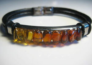【送料無料】ブレスレット アクセサリ? バルトブレスレットスマートstylish with baltic amber bracelet